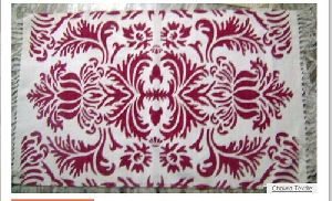 Chenille Printed Rugs