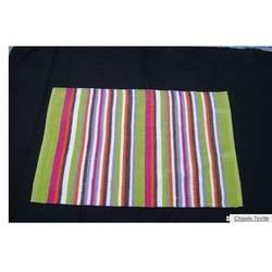Chenille Striped Rugs