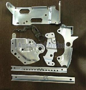 Sheet Metal Components 01