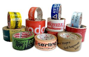 Bopp Self Adhesive Printed Tape