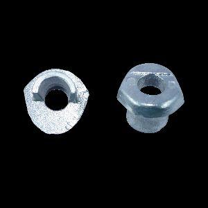 Round Aluminium Member Machine Parts