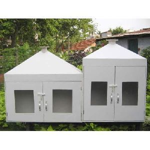 Frp Portable Safety Cabins