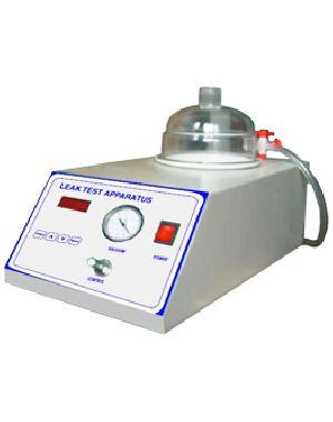 Semi Automatic Leak Test Apparatus