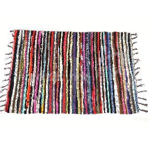 Cotton Rag Rug / Mat