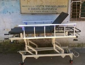 Collapsible Railing Recovery Trolley