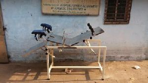 Three Fold Operation Labour Table