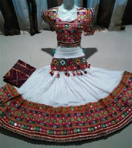 Traditional Cotton Chaniya Choli