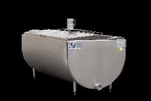 Horizonal Bulk Milk Cooler