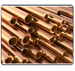 Astm B837 Seamless Copper Tubes