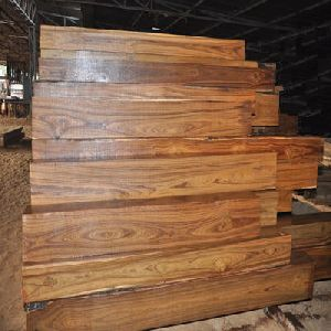 Cut Size Teak Wood