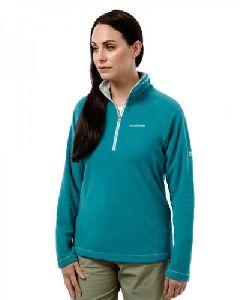 Women Seline Half Zip Jacket