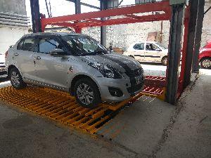 Car Parking Lift Designed