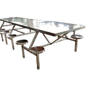 Mild Steel Hotel Table