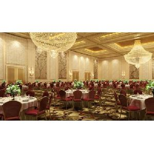 Party Hall Interior Designing Services