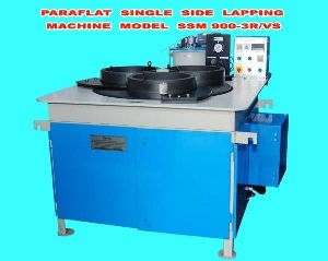 Sm 900-3r With Yokes & Electro-pneumatic Cyclic Abrasive Feeding System