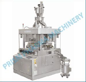 High Speed Double Sided Pre-compression Tablet Press