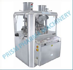 High Speed Double Sided Rotary Tablet Press
