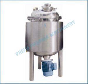 Preparation Vessel, Reactor And Storage Tank