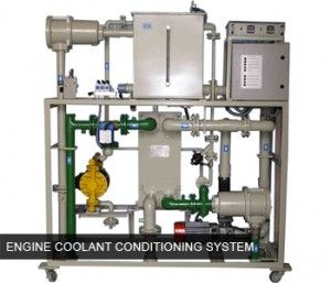 Engine Coolant Conditioning System