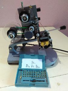 Manual Batch Coding Machine