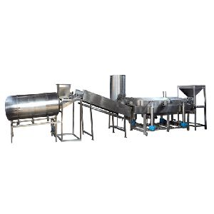 Fully Automatic Frying Line