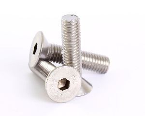 Countersunk Flat Head Bolts