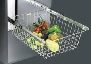 Kitchen Vegetable Baskets