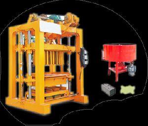 Block Making Vibro Machine