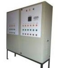Laminate Coating / Drying Machine Control Panel