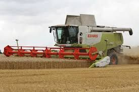Refinance Against Tractor and Combine Services