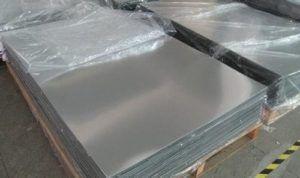 Titanium Plates and strips