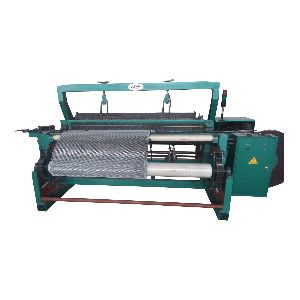 APM Heavy hydraulic Crimped Wire Mesh Machines,Automatic