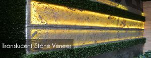 Translucent Stone Veneer Sheets