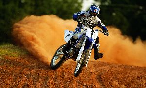 Pocket Dirt Bike