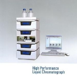 High Pressure Liquid Chromatography System