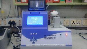Digital High Precision Melting Point Apparatus