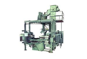Four Station Automation Shell Moulding Machines