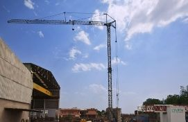 Alpha Mobile Tower Crane Rental