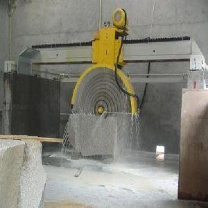 Granite Block Cutter