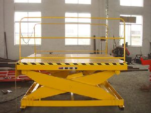 Electro-hydraulic Scissor Lift