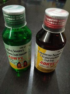 Cough Expectorant & Dry Cough Syrup