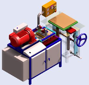 Steering Gearbox Testing Machine