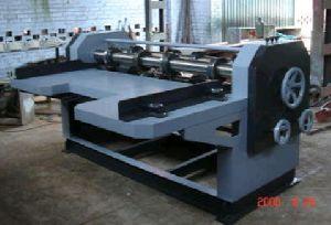 Corrugation Sheet Cutter Machine