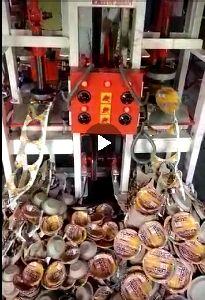 Fulli Automatic Pepae Dona Making Machine