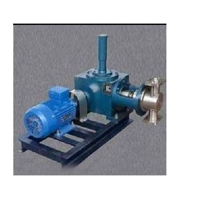 High Pressure Single Plunger Pump