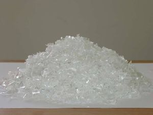 Clear Pet Flakes