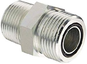 O Seal Pipe Thread Adapter