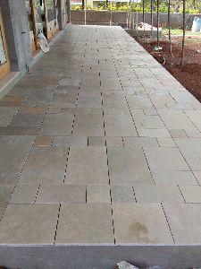 Kota Brown Leather Finish Tiles