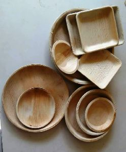 Disposable Palm Leaf Plates