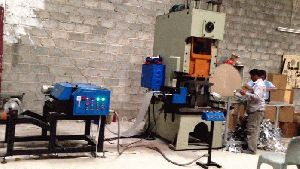 Alumunium Foil Container Making Machine